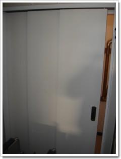 アウトセット3本引き上吊り戸2