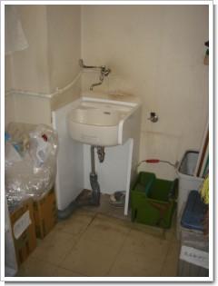 車椅子用手洗い2