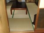 床材の変更 施工前