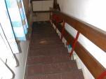 階段床材の変更 施工前