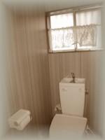 KUトイレ施工前