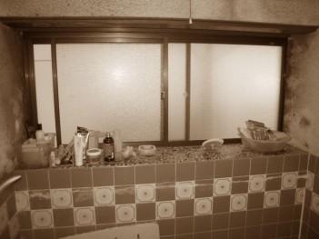 浴室と洗面所のリフォーム