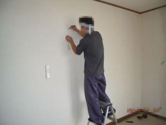 居室内装工事