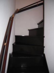 床貼りとクロス張替施工後3