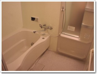 マンション浴室