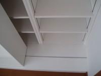 サイズオーダーの本棚